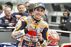 Márquez logra su quinta pole consecutiva en Australia