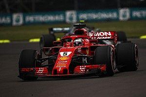 Vettel: Araçtan her şeyi aldım