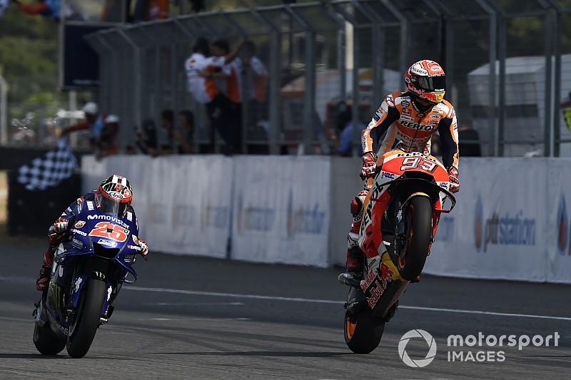 """Marquez: """"Avevo perso tutti i duelli con la Ducati, ma stavolta sono stato 'Dovi style'"""""""