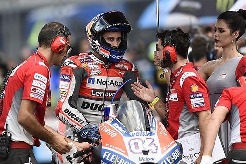 MotoGP Motegi: Sıralama turları öncesi Dovizioso lider