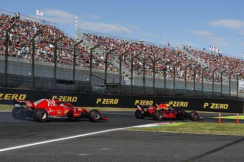 Insight: The verdict on Vettel/Verstappen's clash in Japan