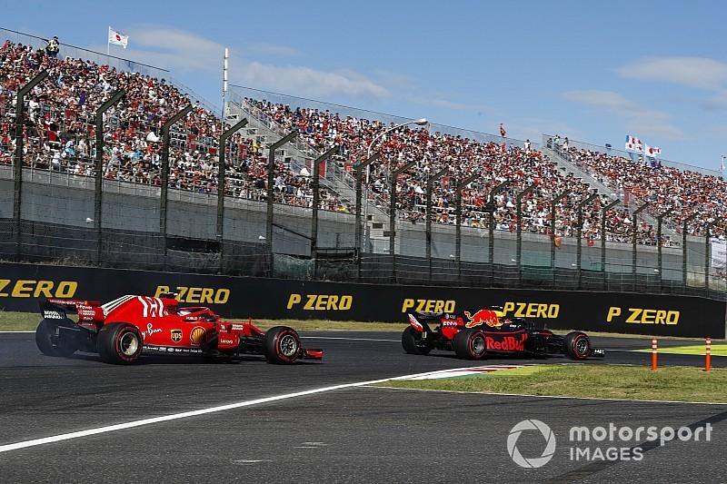 Unfälle mit Ferrari-Piloten: Max Verstappen ist sich keiner Schuld bewusst
