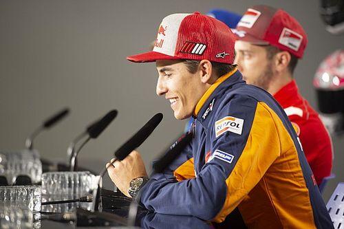 """Marquez in Thailand optimistisch: """"Ein paar Fahrer sind schneller als 'Dovi'"""""""