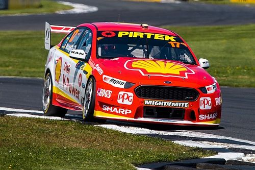 Pukekohe Supercars: McLaughlin wins, team orders at Triple Eight