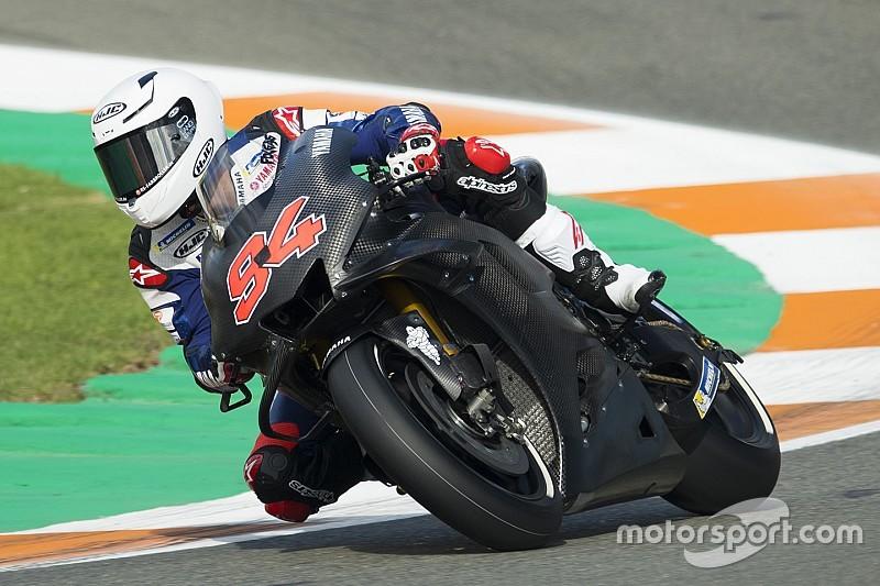 Folger retrouve le MotoGP et teste la limite avec une chute