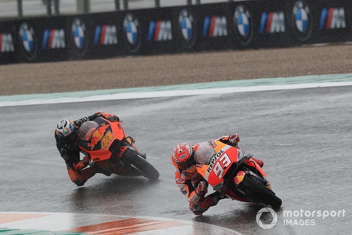 """Márquez: """"Si un piloto cree que puede ganar con la Honda, se la dan mañana"""""""