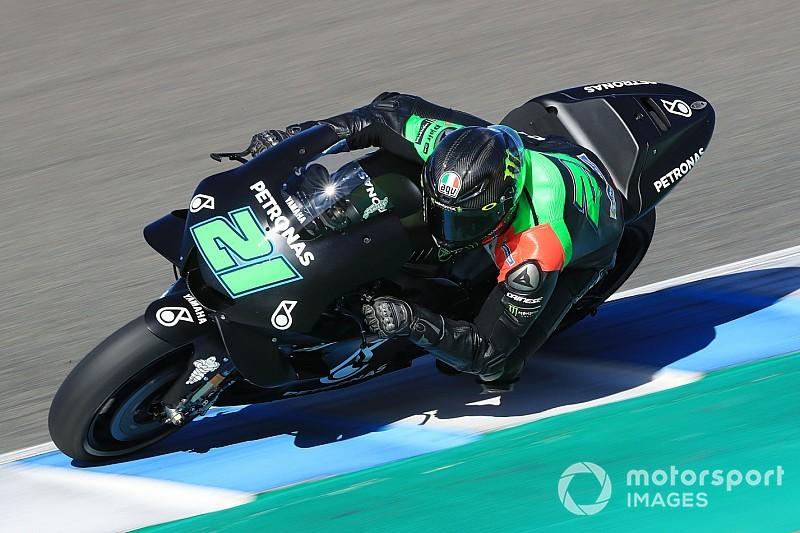 Morbidelli: Não me comparo a Rossi, não estou correndo contra ele