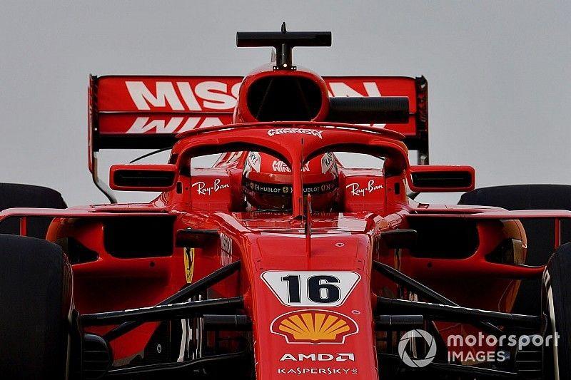 """Leclerc define como """"emotivo"""" y """"muy especial"""" su debut real con Ferrari"""