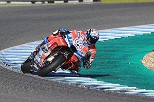 Dovi: Valência e Jerez foram meus melhores testes na Ducati