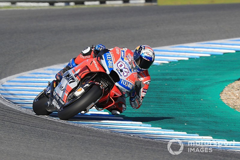 Dovizioso hails best winter tests of Ducati career