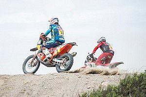 Los cambios en el roadbook del Dakar dividen a los pilotos