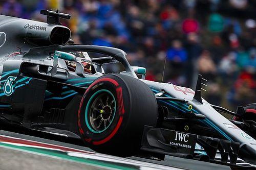 GP Amerika: Hamilton kalahkan Vettel untuk rebut pole