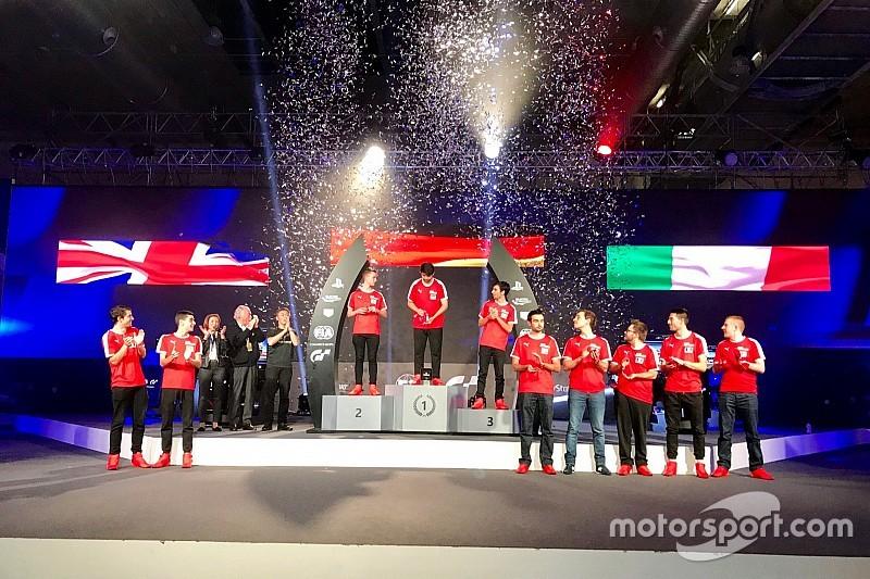 Mikail Hizal, primer campeón de Europa FIA de Gran Turismo