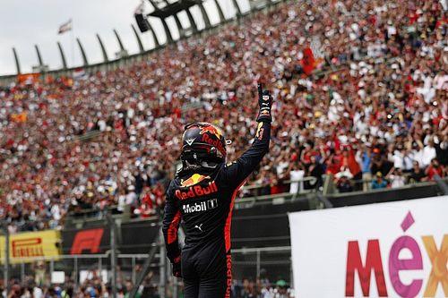 Verstappen boekt dominante zege in Mexico, vijfde wereldtitel Hamilton