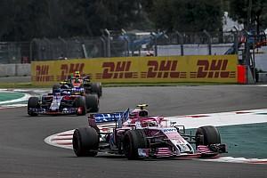 Une zone DRS supplémentaire ajoutée au circuit de Mexico