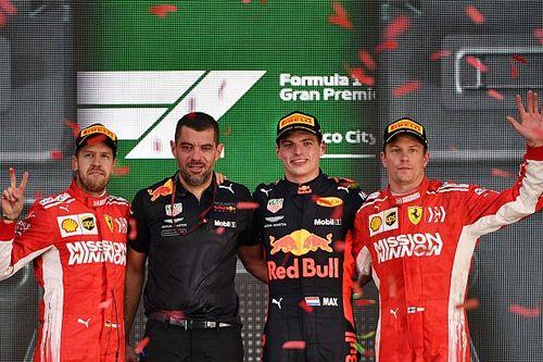 墨西哥大奖赛:维斯塔潘完美表现制胜,汉密尔顿加冕第五冠