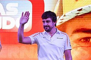 """Fernando Alonso élu """"Pilote du Jour"""" du GP d'Abu Dhabi 2018"""