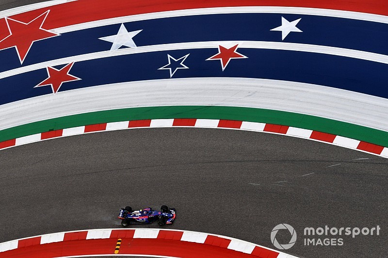 F1アメリカFP2:ガスリー躍進の2番手。ハミルトン盤石の最速タイム