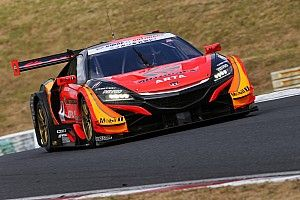 Autopolis Super GT: Honda 1-2-3 in qualifying, Button third