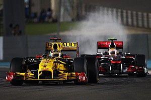 Galeria zdjęć: Kubica w GP Abu Zabi 2009-2010