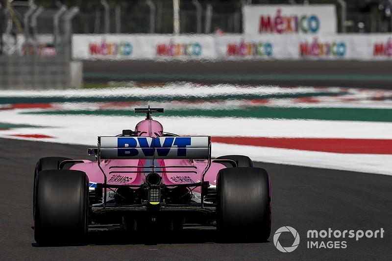 Force India planeja segurança extra para o GP do Brasil