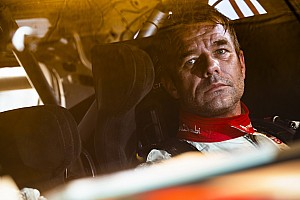 Loeb, Citroen'le 2019'da WRC'de mücadele etmeyecek