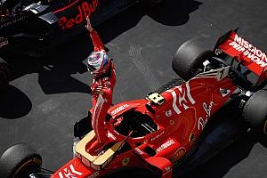 Ferrari, Raikkonen'e 2018 Amerika GP'yi kazandığı F1 aracını hediye etti