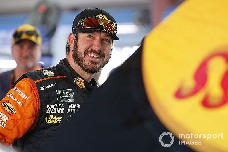 Homestead-Auftakt: Zwei der vier Anwärter auf den NASCAR-Titel vorn