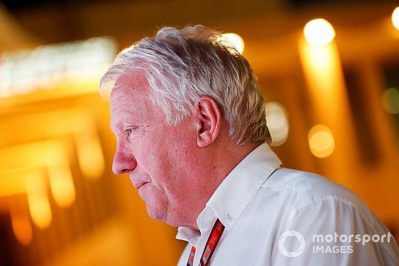Charlie Whiting, clave para el peralte de Zandvoort