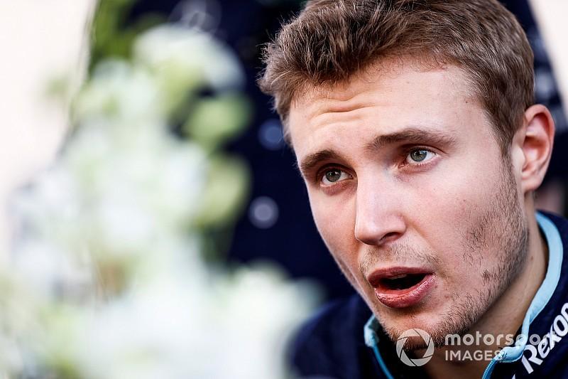 """""""Mais forte"""", Sirotkin espera retornar ao grid da F1 em 2020"""