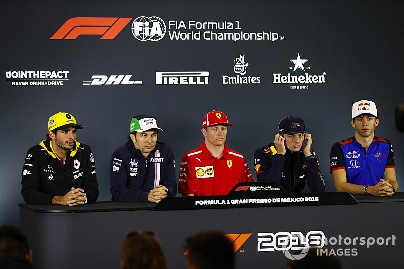 Brezilya GP öncesi basın toplantısı programı açıklandı