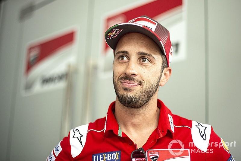 Dovizioso voor Rossi in eerste training GP Maleisië