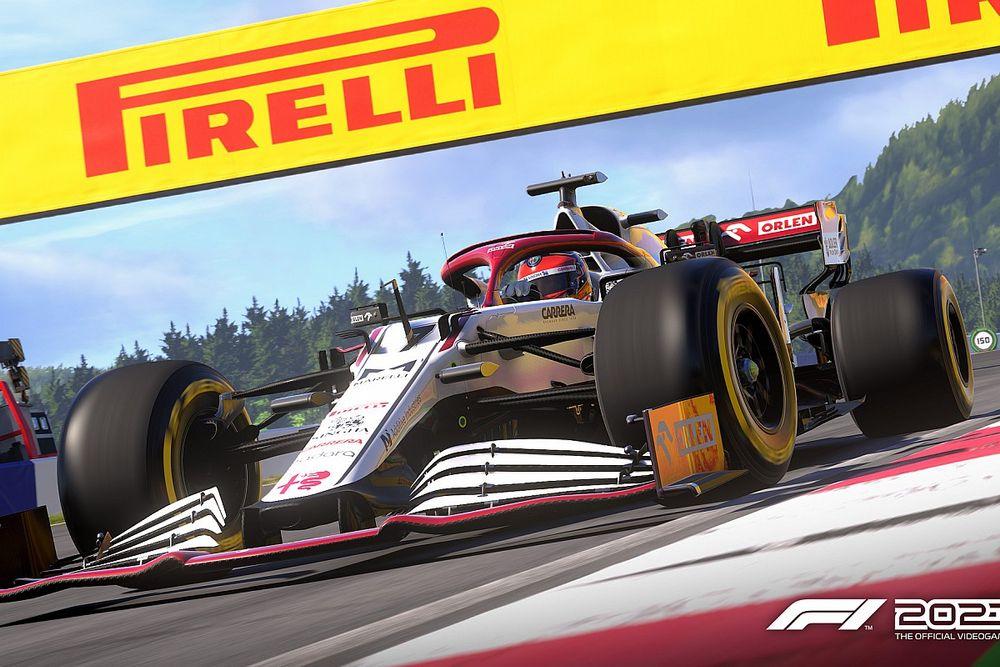 Eerste grote update brengt Portimao naar game F1 2021
