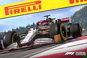Portimao added to F1 2021 video game in first major update