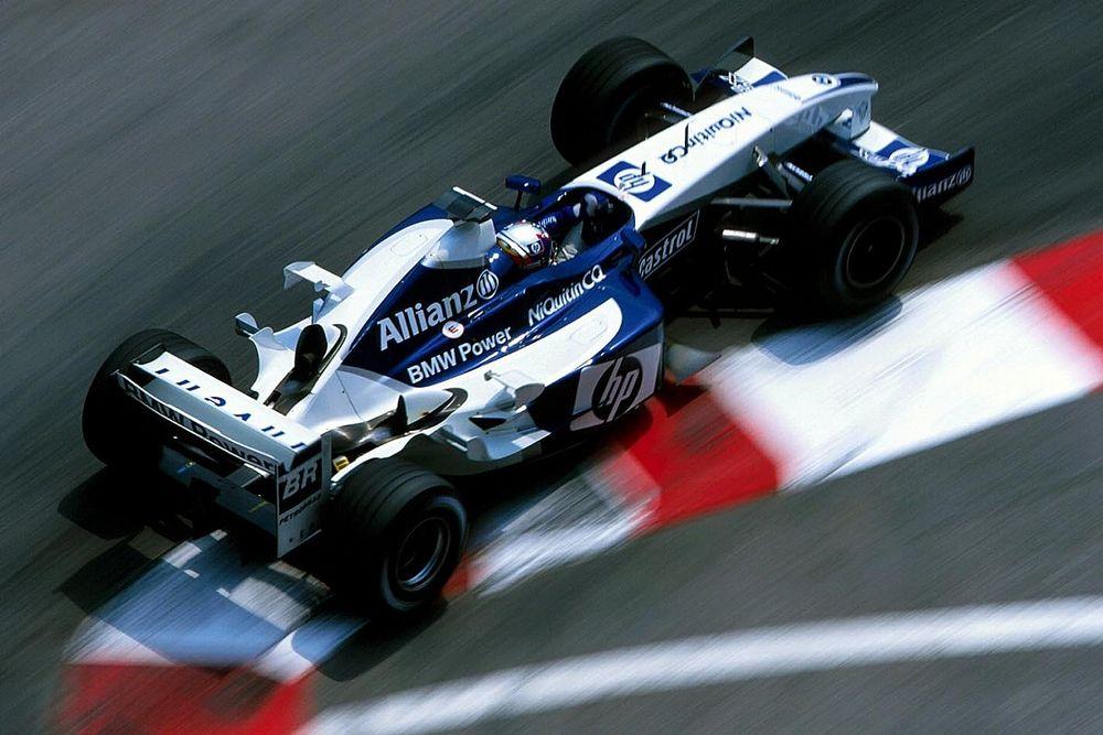 When Montoya put Williams back on top in Monaco