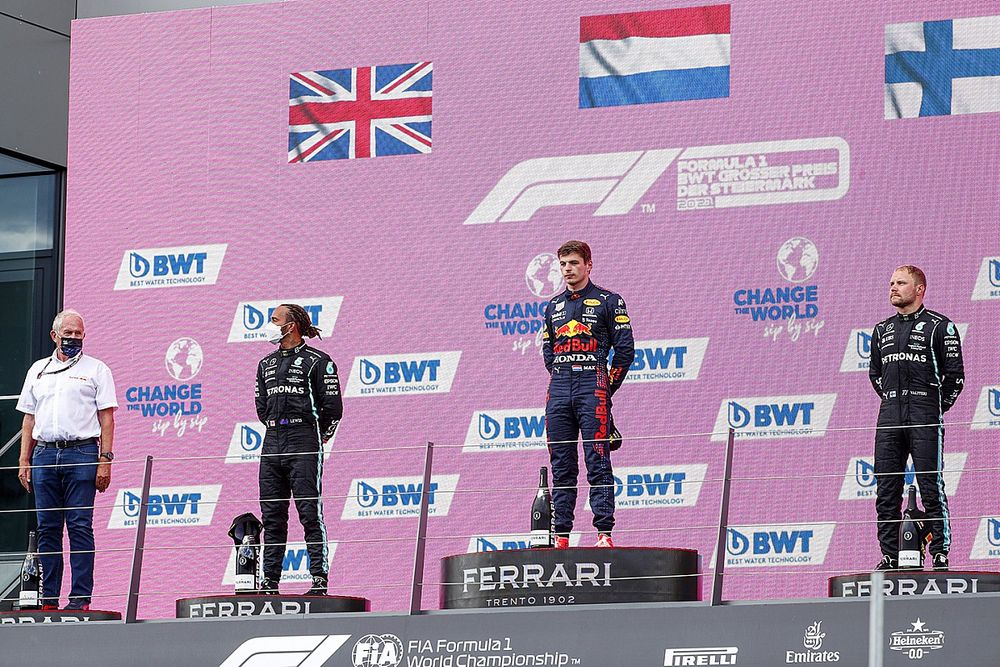 Championnat - Verstappen constitue son capital