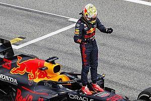 """Horner ziet Verstappen domineren: """"Een absolute masterclass"""""""