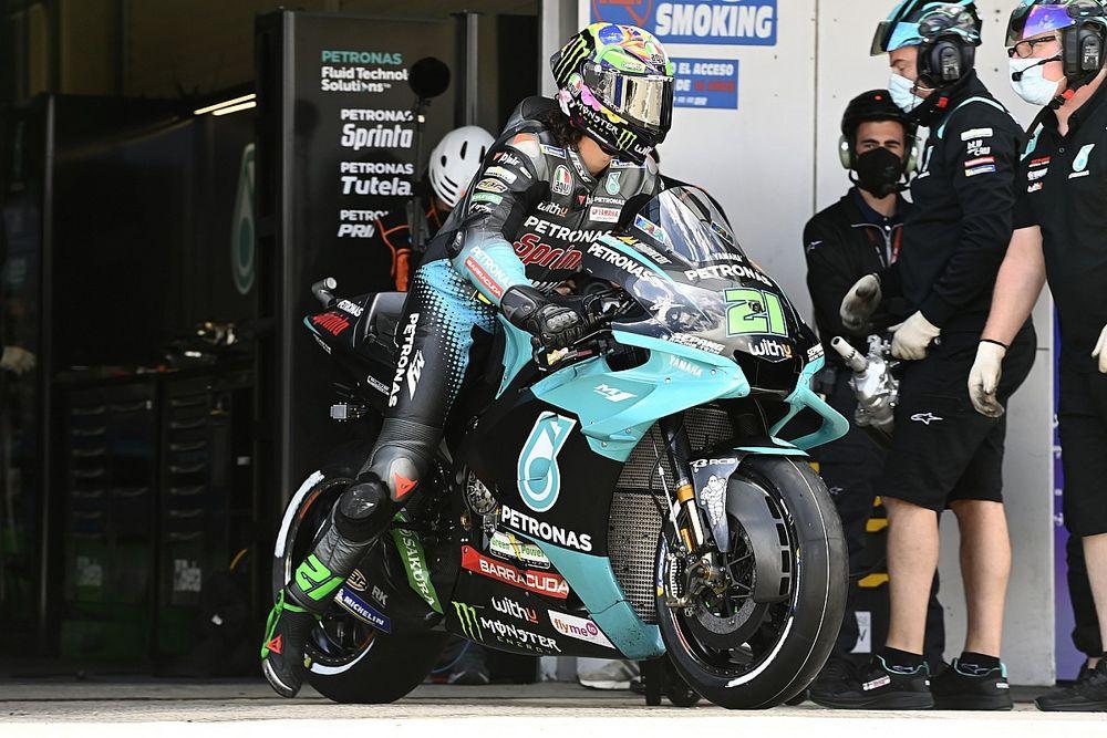 L'addio di Vinales a Yamaha tiene in scacco Petronas