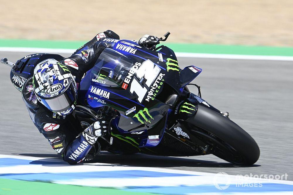 MotoGP: Viñales coloca Yamaha na ponta em dia de testes em Jerez