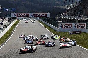 WEC, Spa, 3a Ora: la Alpine supera le Toyota, bene la Porsche