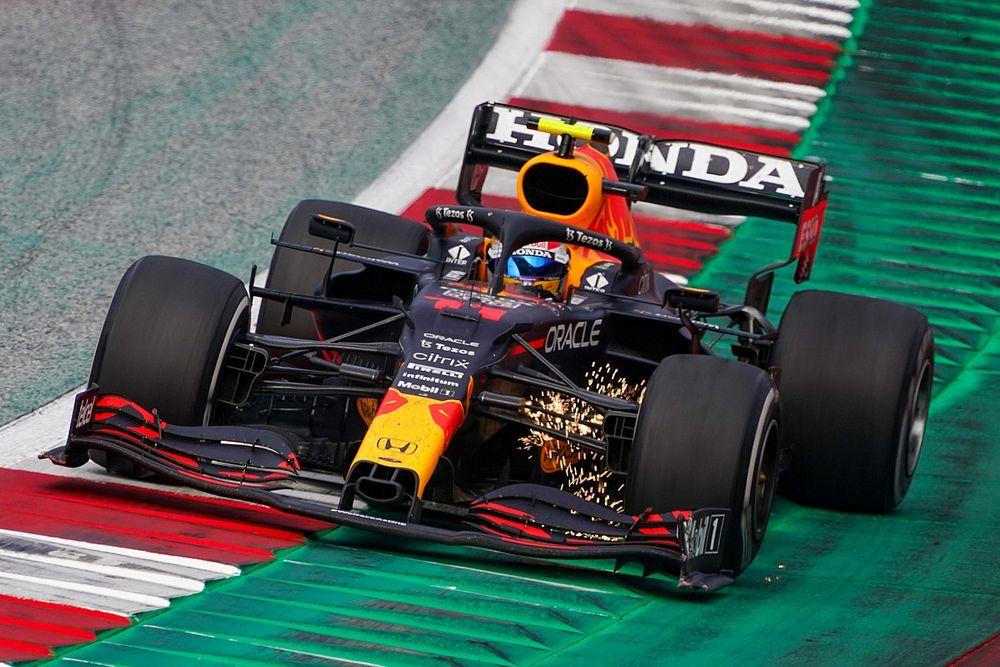 """Pérez está encontrando su """"propio camino"""" con el coche de Red Bull"""