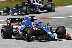 """Alonso: My 100% now still not enough to match """"impressive"""" Ocon"""