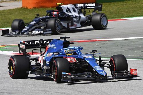 Алонсо пообещал агрессию на старте гонки