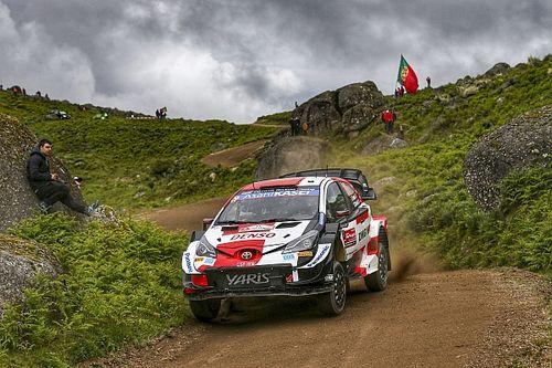Latvala Puas dengan Konsistensi Toyota di Reli Portugal