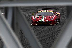 Ferrari Tepis Ide Gandeng Rossi ke Balap Ketahanan