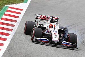 Grosjean: a Haas lassúsága miatt hibázik Schumacher és Mazepin