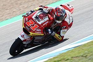 Moto2, Jerez tricolore: vince Di Giannantonio, 2° Bezzecchi!