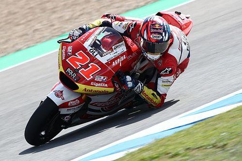 Di Giannantonio pakt eerste Moto2-zege, Bendsneyder in de punten