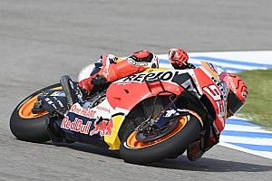 Márquez: estoy gestionando para terminar la carrera bien