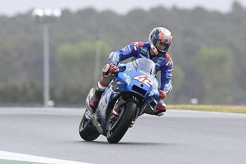 MotoGP: Rins fratura o braço e desfalca Suzuki no GP da Catalunha